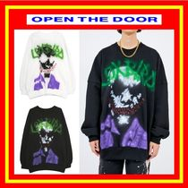 [OPEN THE DOOR]  hand spray joker MTM ◆全2色◆ 追跡付