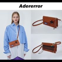 ADERERROR★20SS UNISEX Ecton cross bag