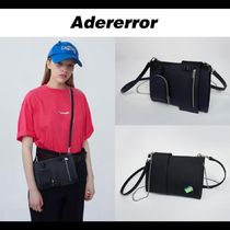 ADERERROR★20SS UNISEX Champa cross bag