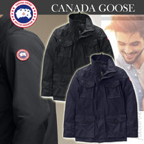 CANADA GOOSE▼ 軽量 STANHOPE JACKET FUSION FIT ジャケット