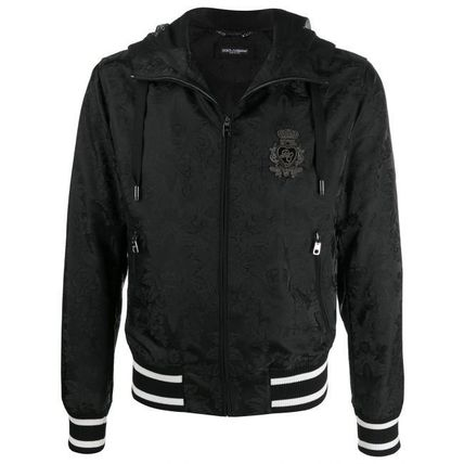 Dolce & Gabbana ジャケットその他 VIP価格【DOLCE & GABBANA】Jacket With Heraldic Patch 関税込(2)
