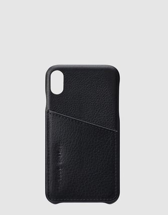 STATUS ANXIETY スマホケース・テックアクセサリー 【STATUS ANXIETY】Hunter and Fox iPhone X/XS Case(2)