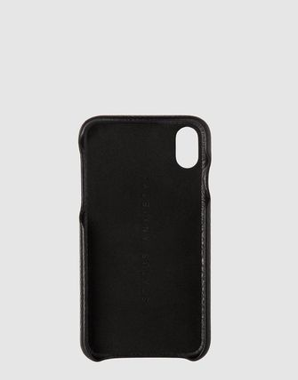 STATUS ANXIETY スマホケース・テックアクセサリー 【STATUS ANXIETY】Hunter and Fox iPhone X/XS Case(3)