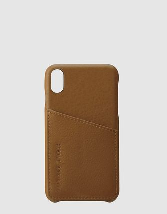 STATUS ANXIETY スマホケース・テックアクセサリー 【STATUS ANXIETY】Hunter and Fox iPhone X/XS Case(6)
