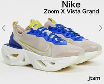 送料込 Nike☆Zoom X Vista GrindNatural & Blue Trainers