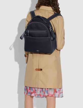Coach マザーズバッグ ☆Coach コーチ 新作 Baby Backpack マザーズバッグ(10)