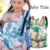 Baby Tula☆ Baby mother&farther cotton 花柄 ヘビーキャリア
