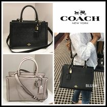 【COACH】 ZOE CARRYALL