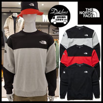 THE NORTH FACE CROSS COLORS SWEATSHIRTS KN260 追跡付