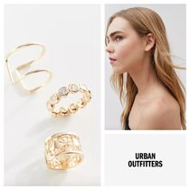 Urban Outfitters(アーバンアウトフィッターズ) ピアス 限定商品★Urban Outfitters★イヤーカフ・セット