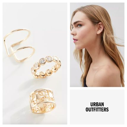 Urban Outfitters ピアス 限定商品★Urban Outfitters★イヤーカフ・セット