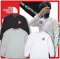 ★関税込★THE NORTH FACE★TNF CORE L/S TEE 長袖 Tシャツ★