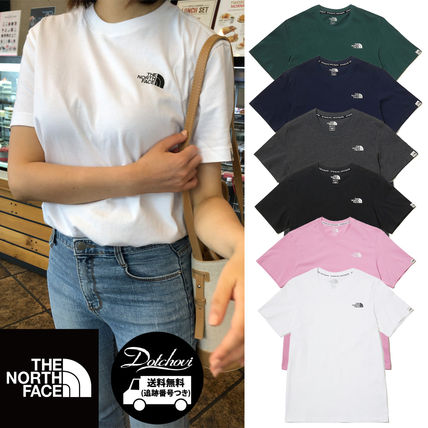 THE NORTH FACE Tシャツ・カットソー THE NORTH FACE NUPTSE S/S R/TEE YU211 追跡付