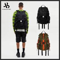 ◆ANDERSSON BELL◆ UNISEX TECHNICAL BERLIN BACKPACK リュック