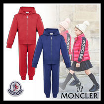 【20SS新作☆8歳〜10歳】MONCLER☆キッズ トラックスーツ/全2色