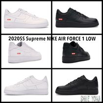 ★2020 SS WEEK2★Supreme NIKE AIR FORCE 1 LOW
