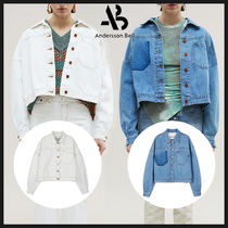 ◆ANDERSSON BELL◆ JOHANSSON DROP SHOULDER DENIM JACKET 人気