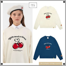 ROMANTIC CROWNの[KIRSH X RMTCRW] GNAC CHERRY SWEAT SHIRT