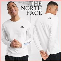 The North Face Graphic Flow 長袖 Tシャツ White 送料込み