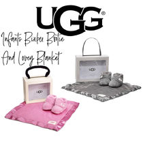 【UGG】INFANTS BIXBEE BOOTIE AND LOVEY BLANKET セット商品♪