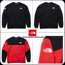 【THE NORTH FACE】★2020SS NEW★ CROSS COLORS SWEATSHIRTS