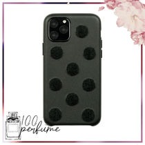 THE CASE FACTORY*ドット柄 iPhone 11 PRO MAX / iPhone XS MAX