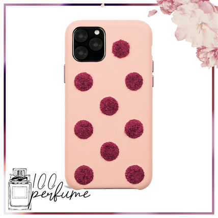 THE CASE FACTORY スマホケース・テックアクセサリー THE CASE FACTORY*ドット柄 iPhone 11 PRO/iPhone X/XS