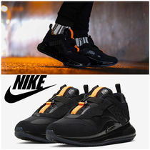 ナイキ Nike Air Max 720 Slip OBJ / Black / 送料込