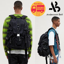 Andersson Bell UNISEX TECHNICAL BACKPACK BBN698 追跡付