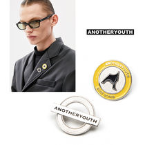 ANOTHERYOUTH正規品★20SS★ロゴバッジ2個セット★UNISEX