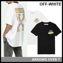 【Off-White】ARROWS OVER T OMAA038R20185002