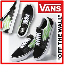 ★イベント/関税込★VANS★OLD SKOOL★NEON GREEN FLAME★