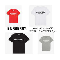 【Burberry】キッズ ロゴTシャツ 大人もOK