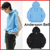 ★ANDERSSON BELL★INSIDE OUT CONTRAST PANEL HOODIE☆男女OK☆