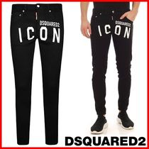 ★D SQUARED2★ICON ロゴ スキニージーンズ☆大人気・限定!!☆