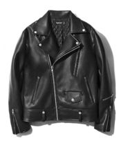 ★SAINTPAIN★SP JOY FLEATHER ライダースジャケット- MENS