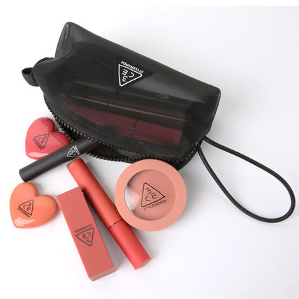 3 CONCEPT EYES ポーチ 【3CE】MESH POCKET POUCH/メッシュポケット ポーチ [追跡可能](6)
