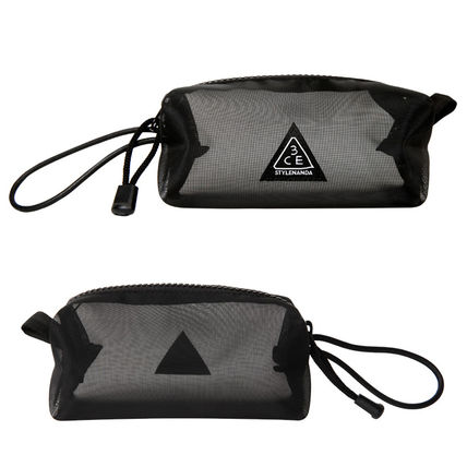 3 CONCEPT EYES ポーチ 【3CE】MESH POCKET POUCH/メッシュポケット ポーチ [追跡可能](8)