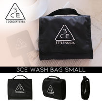 【3CE】WASH BAG_SMALL /ウォッシュ バッグ [追跡可能]