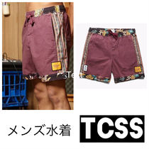 TCSS★ Mixed Tapes Mens Beach Short<メンズ水着>