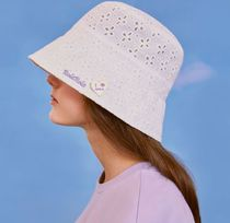 ROLAROLA LACE BUCKET HAT BBN672 追跡付