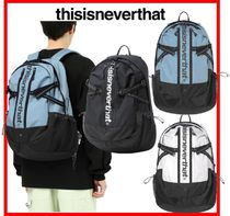 ★【thisisneverthat】★CORDURA 330D Nylon SP Backpack★3色