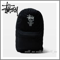 AUS発【STUSSY】World Tour Backpack バックパック