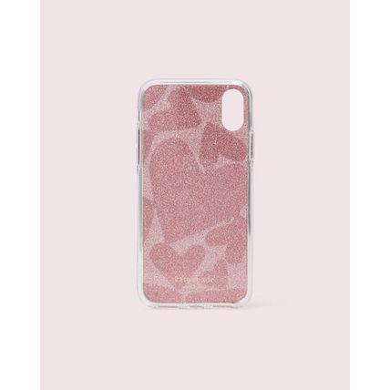 kate spade new york スマホケース・テックアクセサリー kate spade☆ ever fallen in love iPhone XS/XS Max ケース(2)