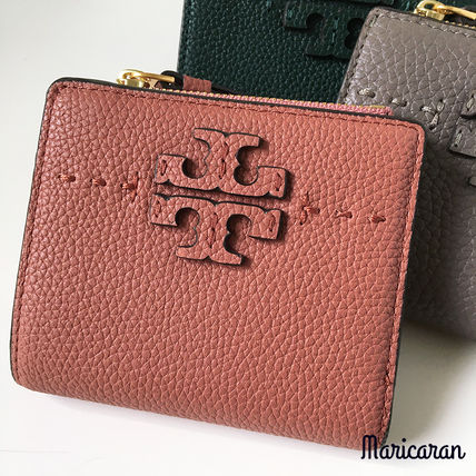 Tory Burch 折りたたみ財布 【セール!】TORY BURCH * MCGRAW MINI FOLDABLE WALLET(2)