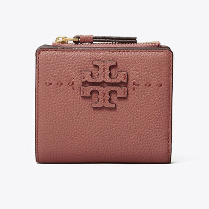 Tory Burch 折りたたみ財布 【セール!】TORY BURCH * MCGRAW MINI FOLDABLE WALLET(5)