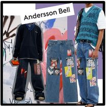 ★送料・関税込★ANDERSSON BELL★ FILM ARCHIVE ARTWORK JEANS