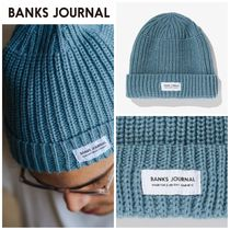 【BANKS JOURNAL】☆日本未入荷☆ MADE FOR BEANIE