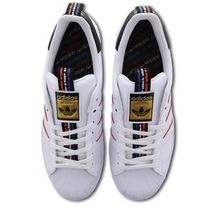 【英国発】adidas ☆SuperStar スーパースター☆White-Black-Red