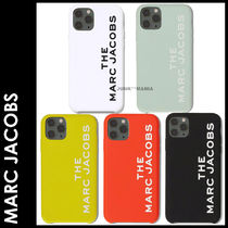 ★追跡&関税込【MARC JACOBS】Silicone/iPhone11&11Pro&11ProMax